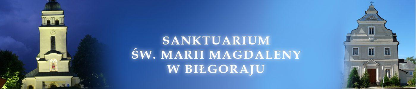 PARAFIA ŚW. MARII MAGDALENY w Biłgoraju